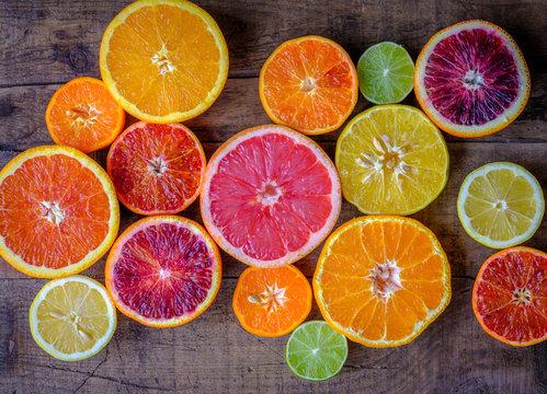 citrus assortment