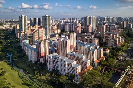 Singapore's Urban Living