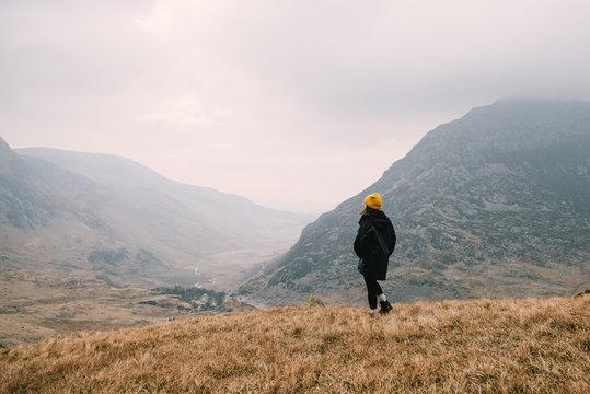 Tryfan Hiking