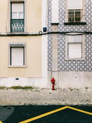 Typical Lisbon Facade
