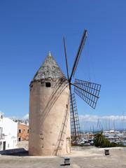 Windmühle von Palma de Mallorca