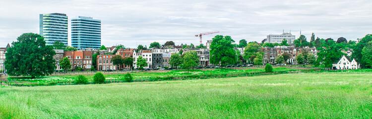 Skyline of city Arnhem