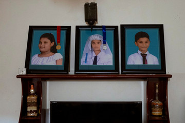 The Wider Image: What they left behind: Sri Lanka's Easter Sunday bombing victims