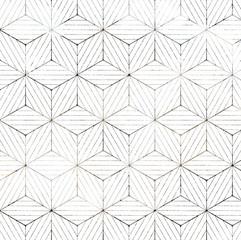 Geometria nowoczesny wzór powtarzalny z teksturami - 268271771