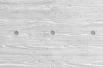 Plaster wall is wood grain texture and background
