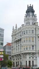 Coruña, city of Galicia,Spain