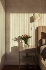 Modern Bedroom Minimal style Interior Design