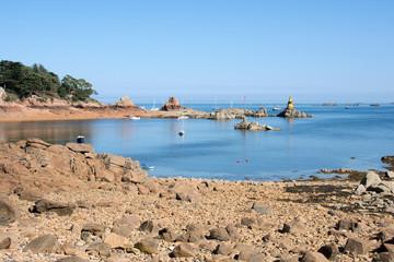 Isola di Brehat, Bretagna, Francia