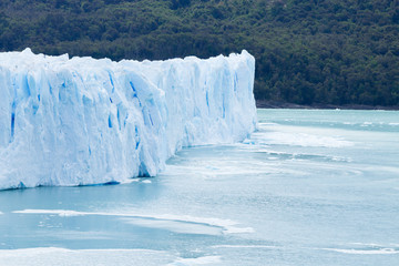 Perito Moreno glacier view, Patagonia landscape, Argentina
