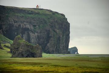 Wall Mural - Iceland  Dyrhólaey