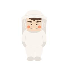 男性キャラクター養蜂