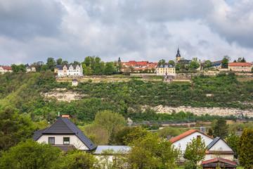 Dornburg Castles in Thuringia