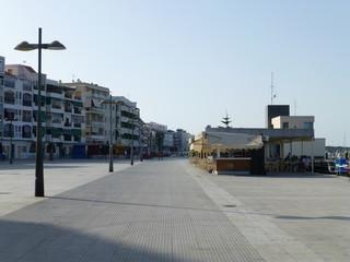 Punta Umbria, coastal town of Huelva. Andalusia,Spain