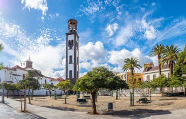Wall Mural - Cathedral of Santa Cruz de Tenerife, Spain