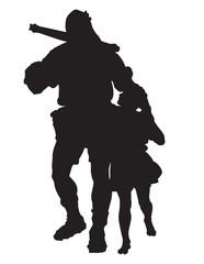 william tell silhouette