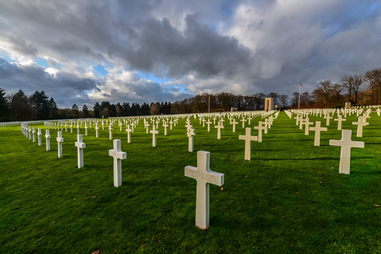 Luxembourg American Cemetary