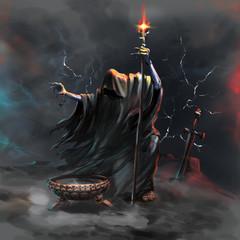 Dark ceremony