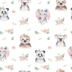 A poster with a panda. A cartoon panda. China. Topic. Foliage.