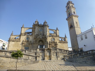 Jerez de la Frontera, city of Cadiz.Andalusia,Spain
