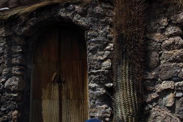 Antigua casa en el salar de uyuni, Bolivia