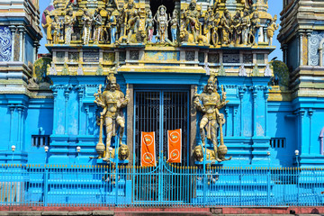 Sri Lanka Colombo Hindu Temple