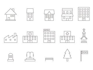 Building icon1