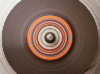 Spinning tape