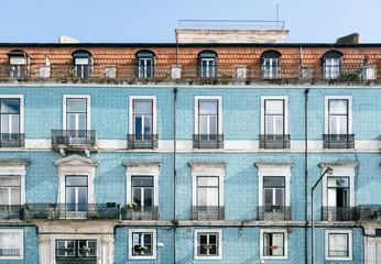 Lisbon Facade