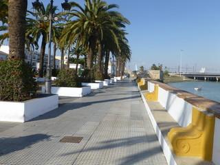 Puerto de Santa Maria, village of Cadiz. Andalusia,Spain