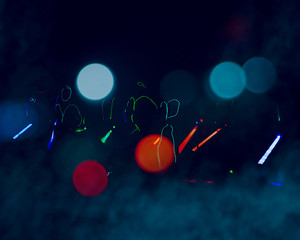 Neon Light Performance