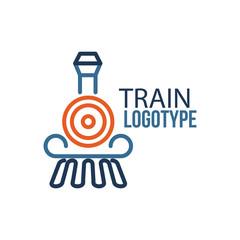 Train Tracks Logo photos, royalty-free images, graphics, vectors