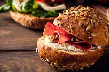 Search photos sandwich