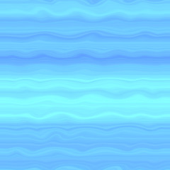Seamless Blue Ocean Water Background