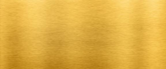 Golden metal texture background Wall mural