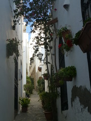 Mojacar. White village of Almeria. Andalusia,Spain