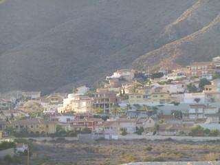 Mazarron, town  in Murcia. Spain