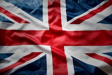 British UK flag Fototapete