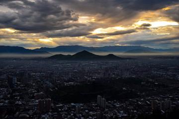 city skys