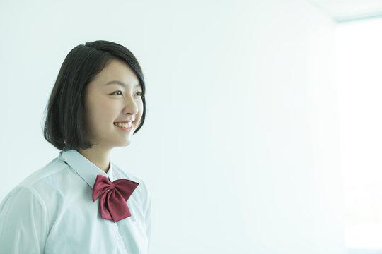 日本人女子校生