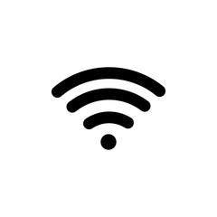 Free WiFi Flat Vector Icon