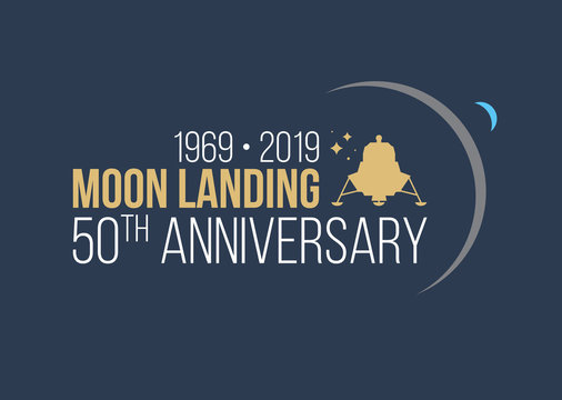MOON LANDING 50th ANNIVERSARY