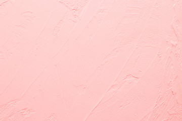 pastel pink painted dry wall background