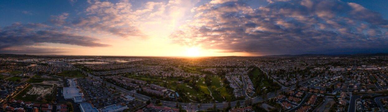 Sunset Golf Views