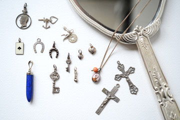 Charms silver