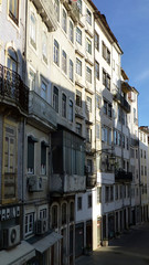 Coimbra, city of Portugal,  Its historical buildings were classified as a World Heritage site by UNESCO