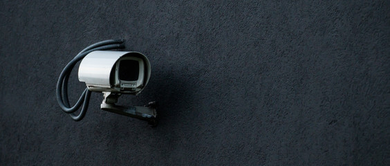 CCTV Security camera for home securityisolated