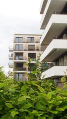Urbanes Wohnen im Appartmentblock
