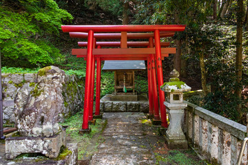 Kifune Shrine in Maizuru, Kyoto Prefecture, Japan