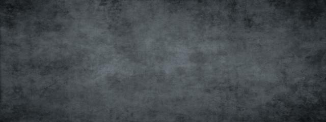 Monohrome dark grunge gray abstract background. Fototapete