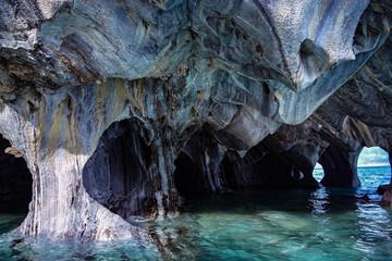 old stalactitas
